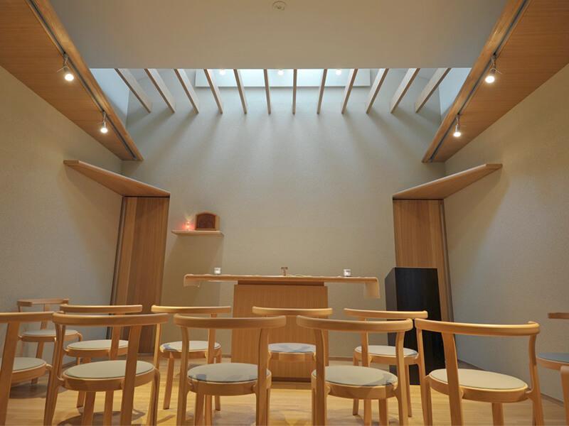 4階:瞑想室1