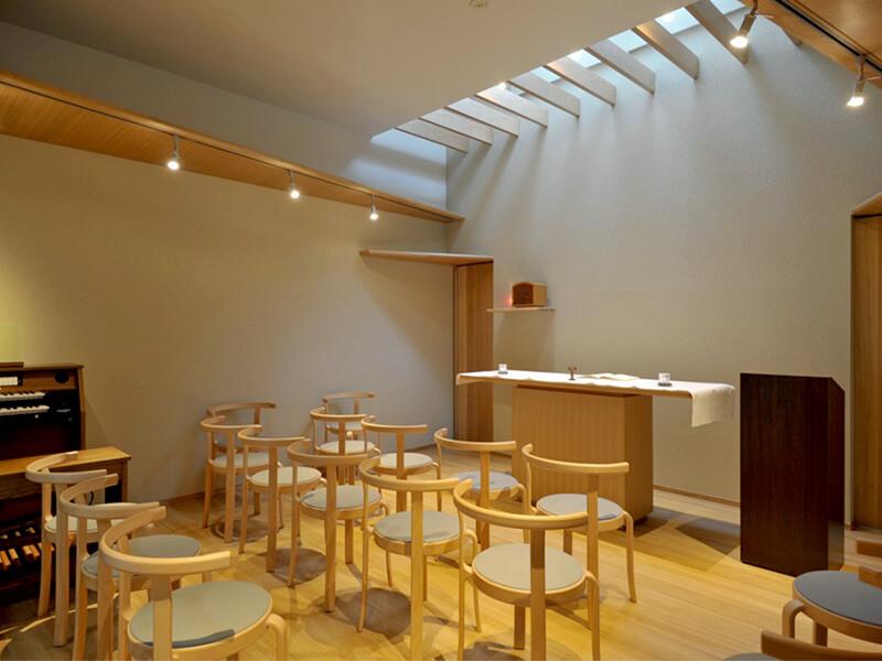4階:瞑想室2